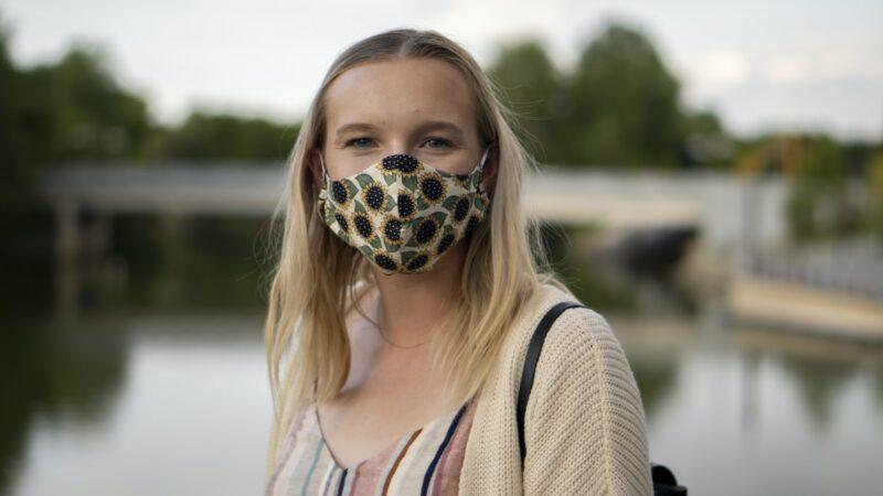 maskne acnes causada pela máscara